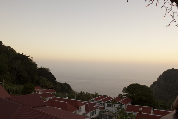 Saba vacation pictures